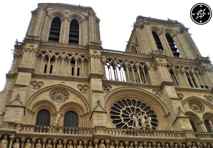 Parigi - Notre Dame de Paris