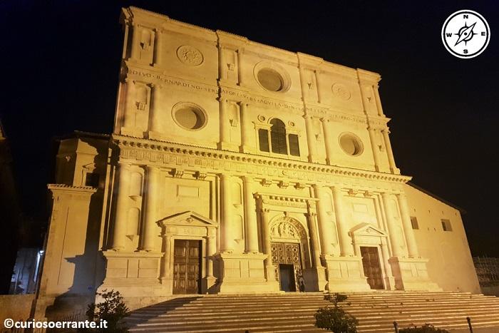 L'aquila - Chiesa di San Bernardino