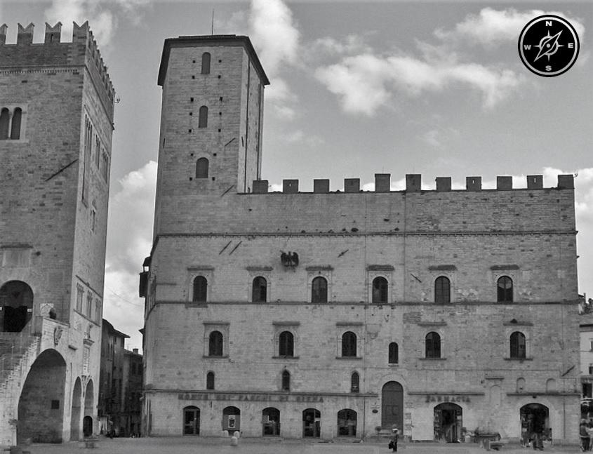 Todi - Palazzo dei Priori