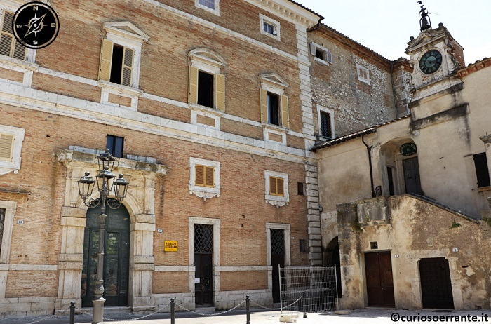 Amelia - Palazzo Petrignani