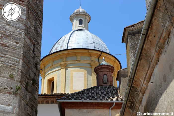 Amelia - Palazzo vescovile