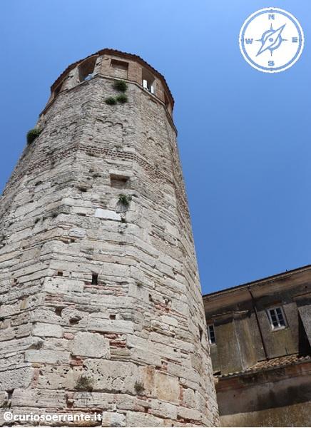 Amelia - Torre campanaria