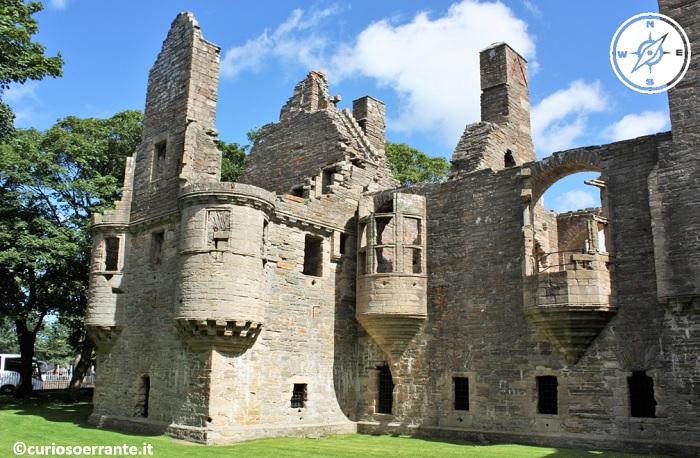Isole Orcadi - Castello di Kirkwall