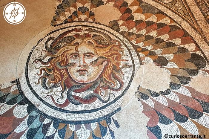 Museo Nazionale Romano - Mosaici