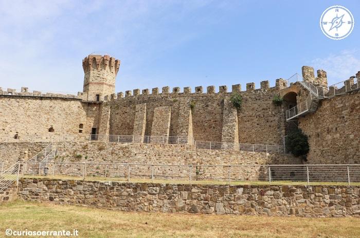 Isola Polvese - Il Castello