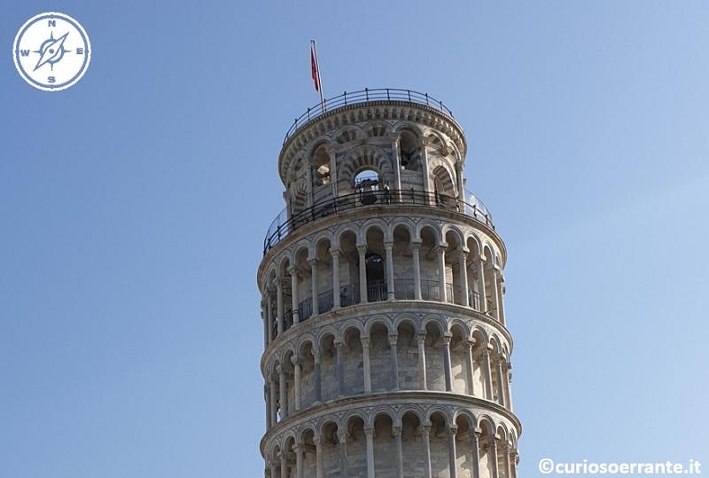 Campo dei Miracoli - Torre pendente di Pisa 2