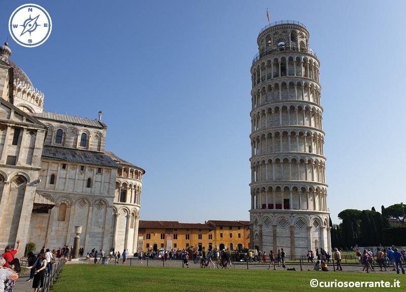 Campo dei Miracoli - Torre pendente di Pisa