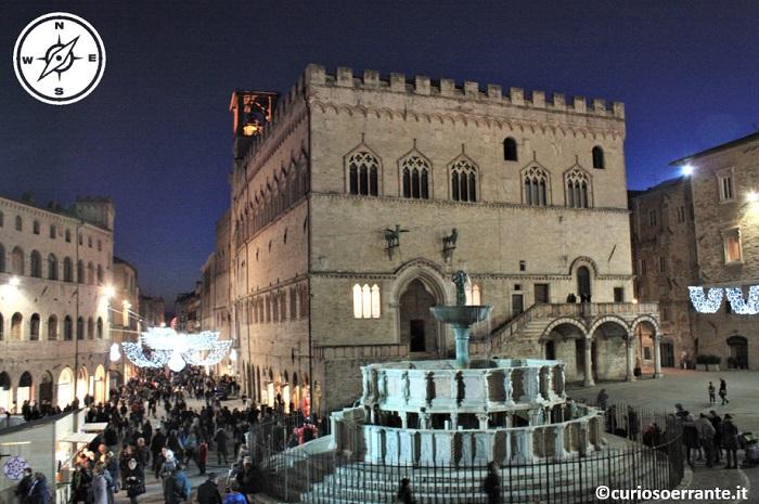 Perugia - Palazzo dei Priori
