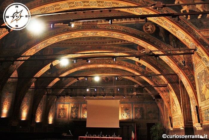 Sala dei Priori del Palazzo dei Priori di Perugia