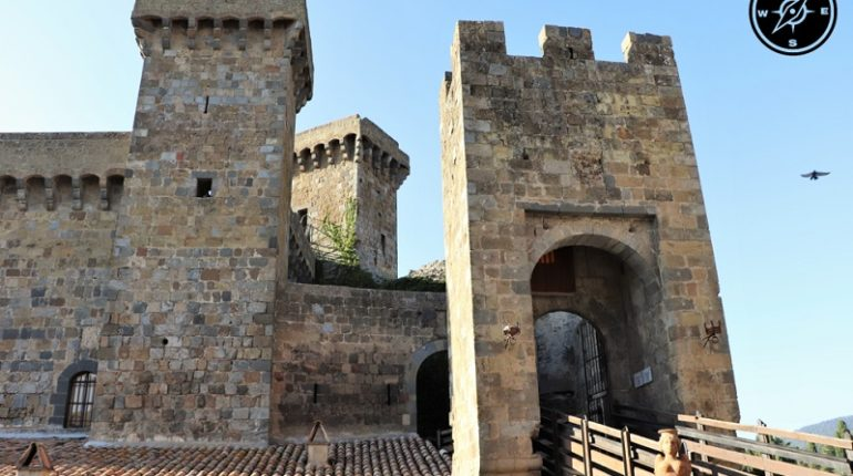 Bolsena - Castello dei Monaldeschi della Cervara
