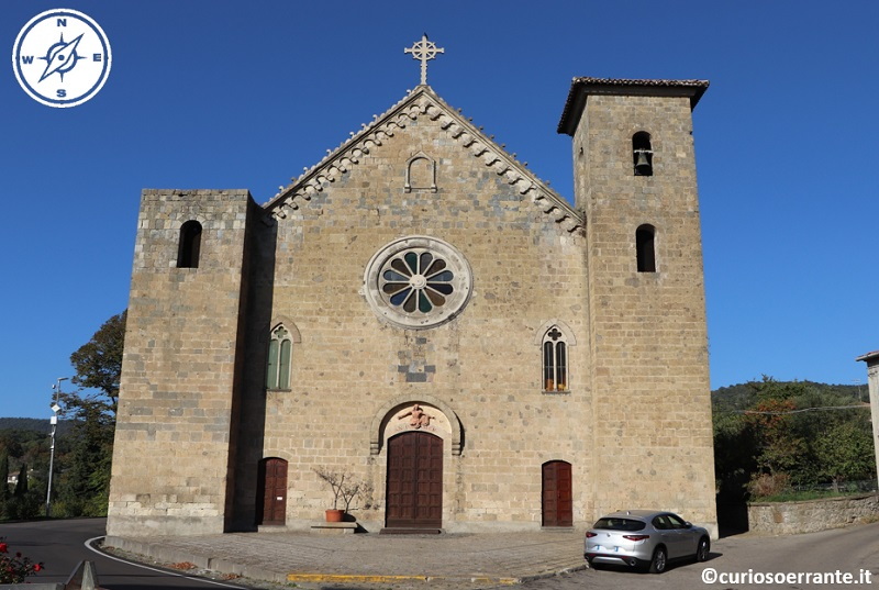 Bolsena - Chiesa del SS.Redentore