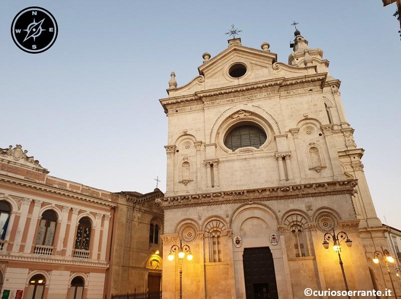 Foggia - Cattedrale Beata Maria Vergine Assunta in Cielo