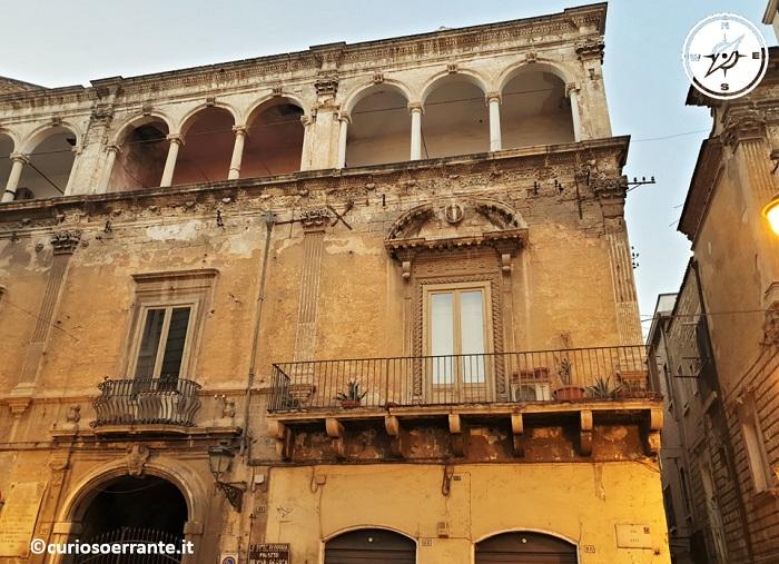Foggia - Palazzo de Vita de Luca