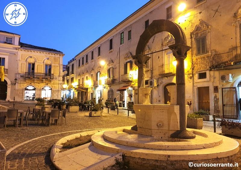 Foggia - Piazza Federico II