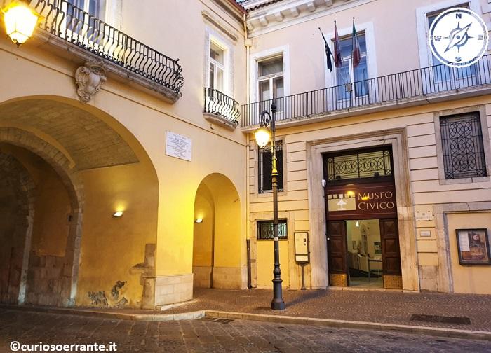 Foggia - Porta Grande Museo Civico