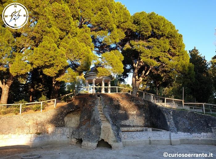 Foggia - Villa Comunale - il Boschetto