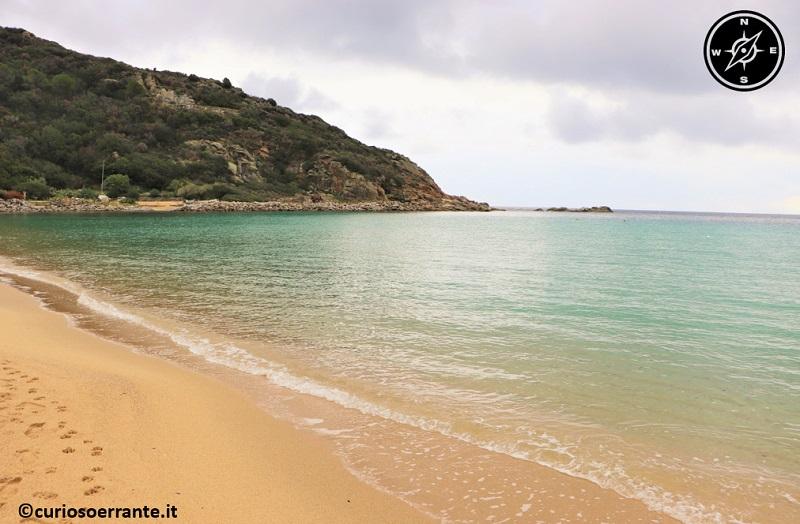 Isola d'Elba - Acqua trasparende del mare