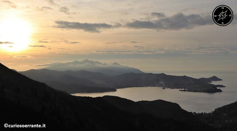 Isola d'Elba - La baia di Portoferraio