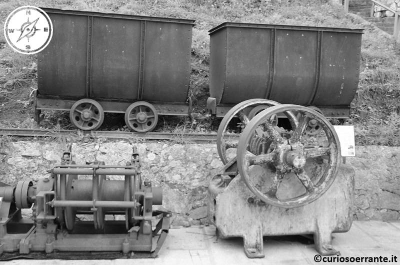 Isola d'Elba - Le miniere di ferro