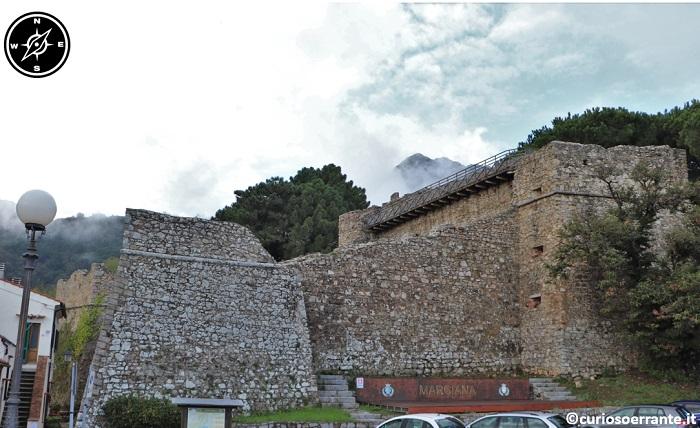 Isola d'Elba - Marciana la fortezza Pisana