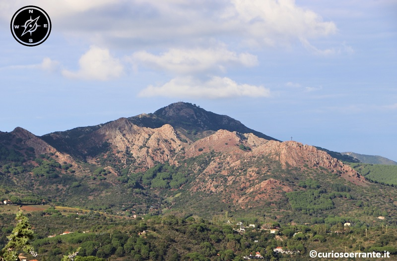 Isola d'Elba - Monte Calamita 413 metri