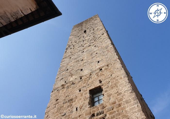 San Gimignano - Le 14 torri della città
