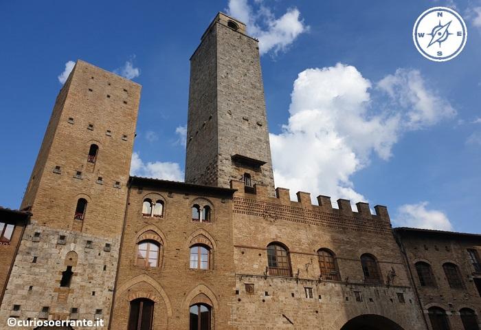 San Gimignano - Torre Rognosa, Torre Chigi