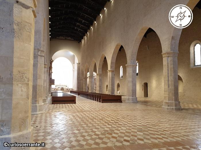 Basilica di Collemaggio - L'Aquila - interno