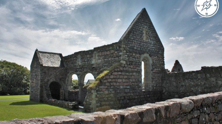 Isola di Iona - Iona Abbey 2 - Scozia