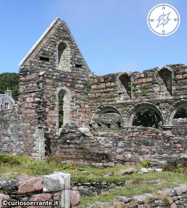 Isola di Iona - Iona Abbey - Scozia