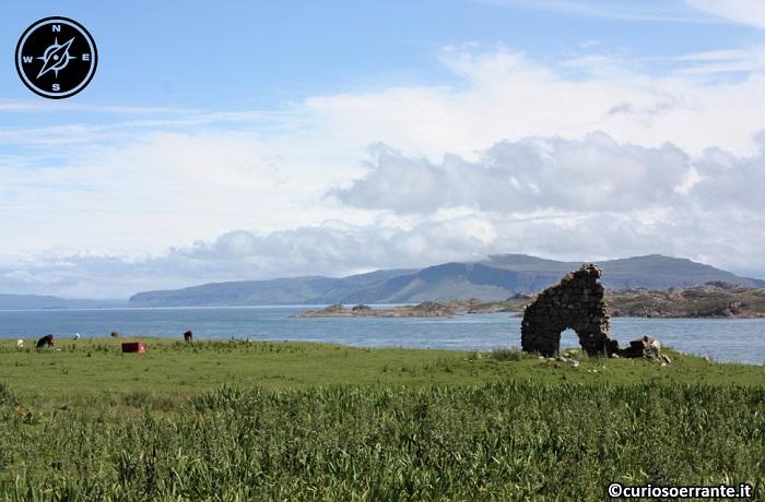 Isola di Iona - panorama - Scozia
