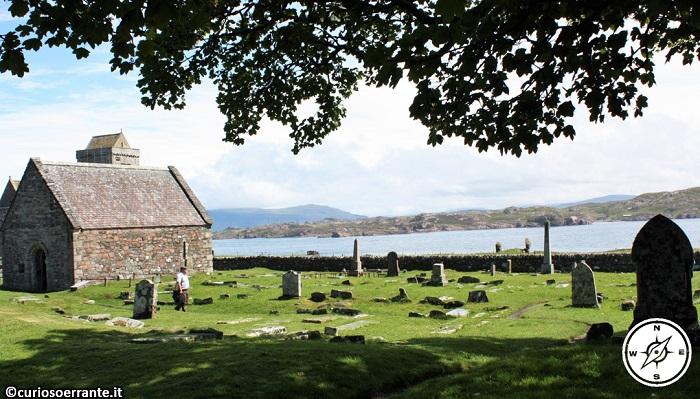 Isola di Iona - reilig odhráin