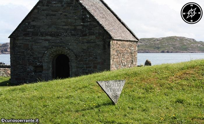 Isola di Iona - reilig odhráin 2