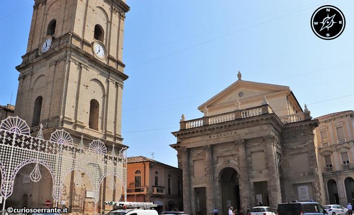 Lanciano - Basilica Madonna del Ponte