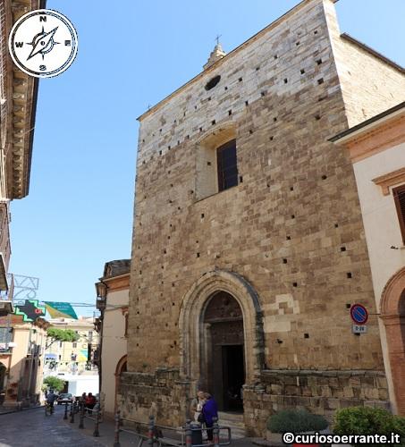 Lanciano - Chiesa di San Francesco o Santuario del Miracolo Eucaristico