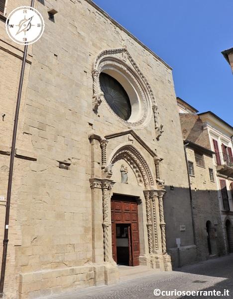 Lanciano - Chiesa di Sant'Agostino