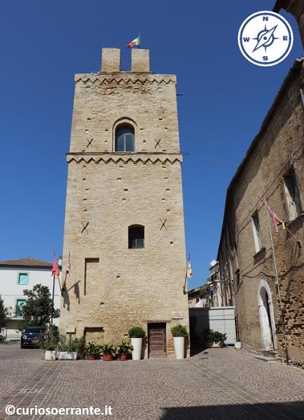 Lanciano - Torre San Giovanni o della Candelora