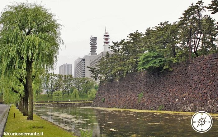 Tokyo Palazzo Imperiale - Nijubashi - Mura