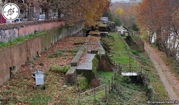 Il quartiere Testaccio di Roma - Porto fluviale dell'antica Roma