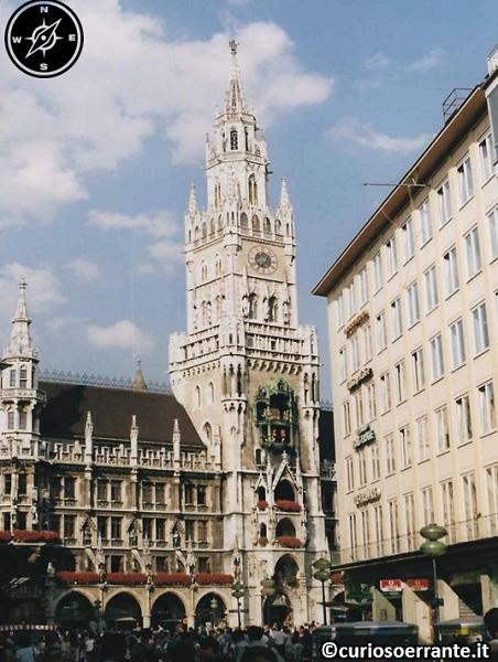 Marienplatz Monaco di Baviera - Neues Rathaus 2