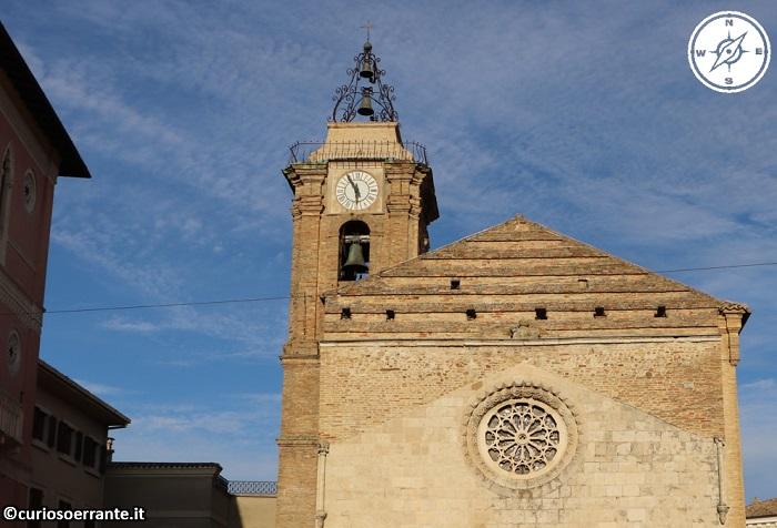 Vasto - la cattedrale di san giuseppe