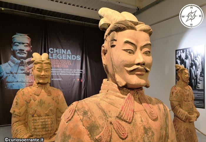 Cina - L'esercito di terracotta