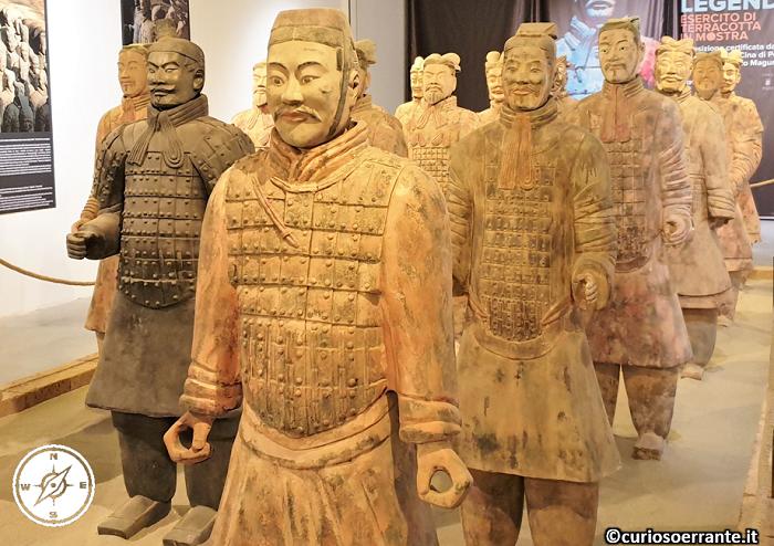 L'esercito di Terracotta - soldati
