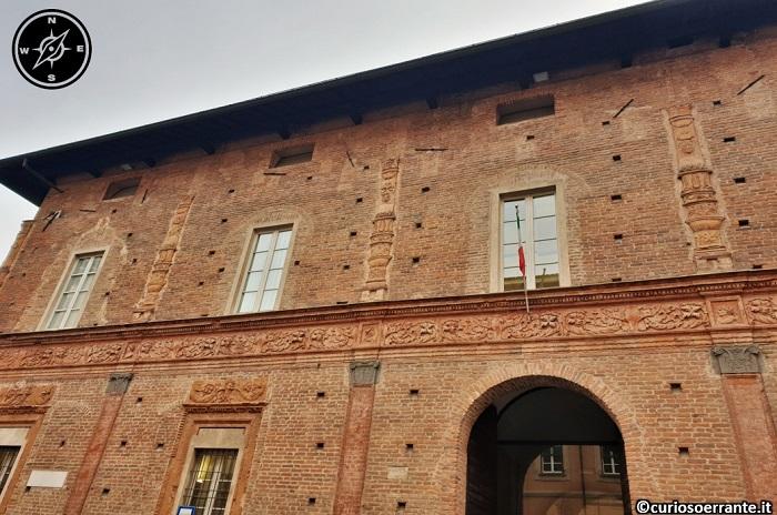 Palazzo Carminali Bottigella, già Beccaria