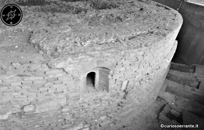Pavia - Cripta di Sant'Eusebio