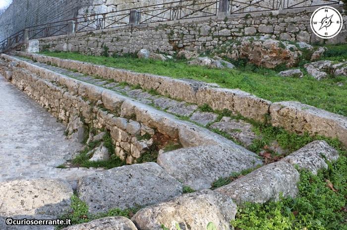 Acropoli di Alatri - Porta maggiore