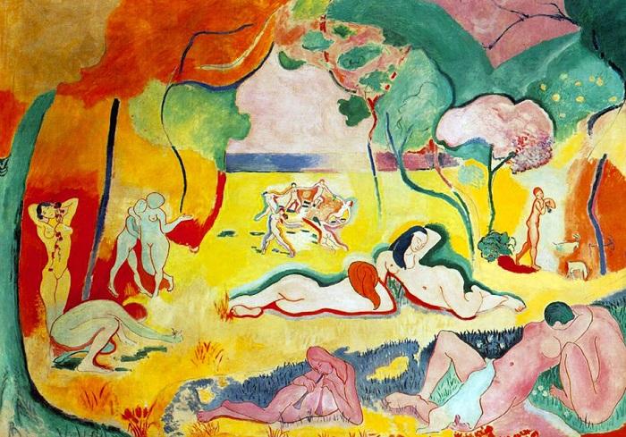 Henri Matisse - La gioia di vivere 1906