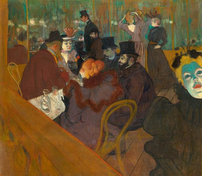 Henri-de-Toulouse-Lautrec-Al-Moulin-Rouge-1892-1
