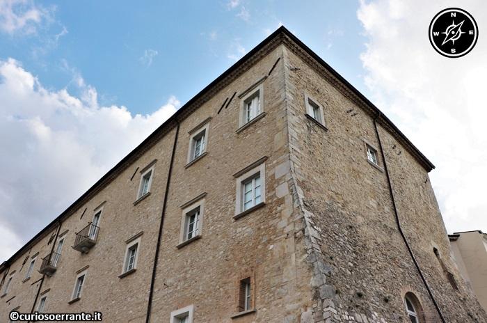 Larino - Palazzo ducale
