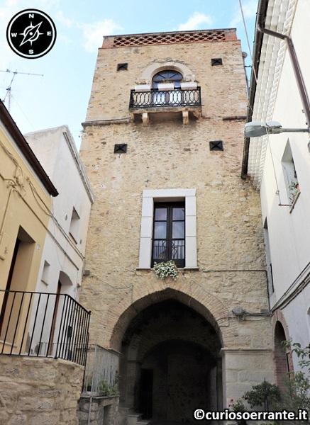 Larino - Una delle porte del borgo